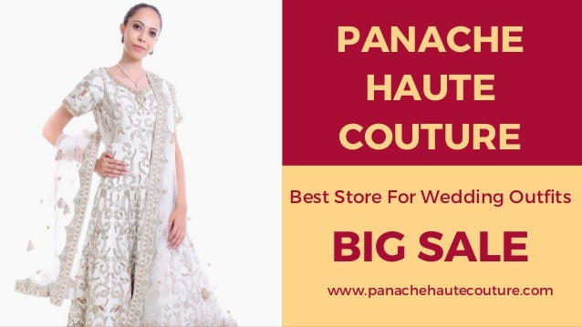1e2c1f970f Buy Anarkali Suits at Panache Haute Couture