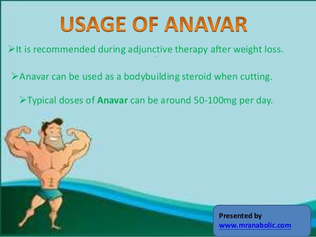 anavar 40 mg a day
