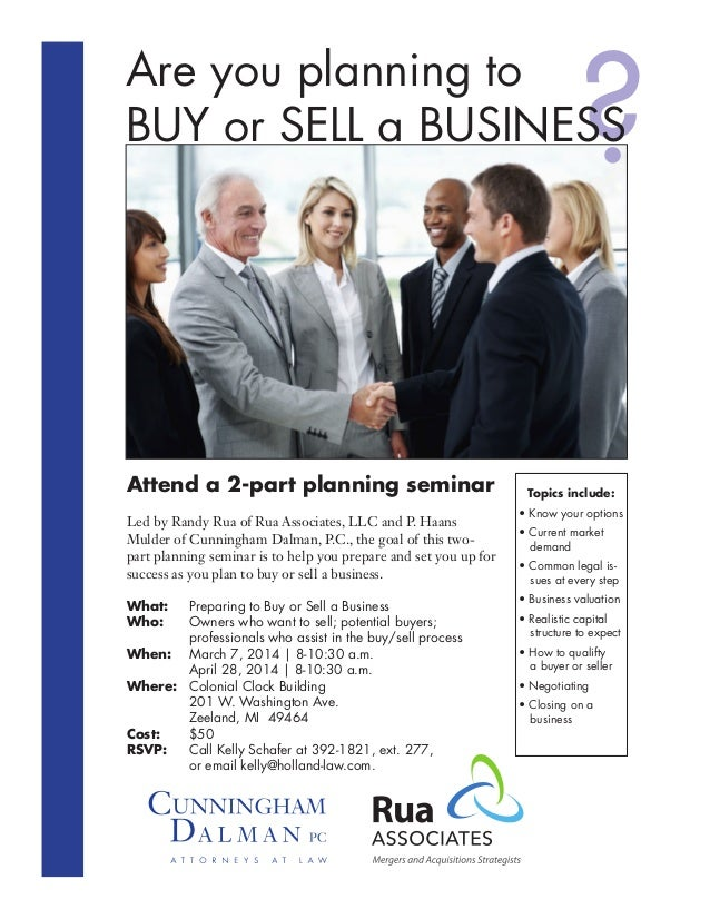 selling a business how to sell a business privately