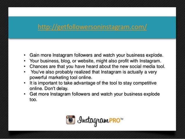 Buy an instagram camera Slide 2