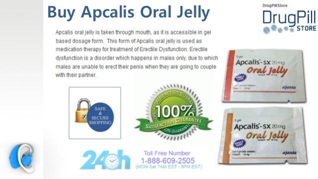 Order Generic Apcalis jelly Online