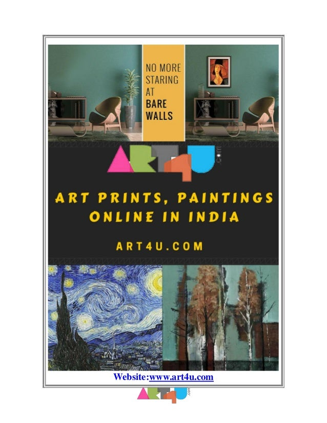 buy art prints online india