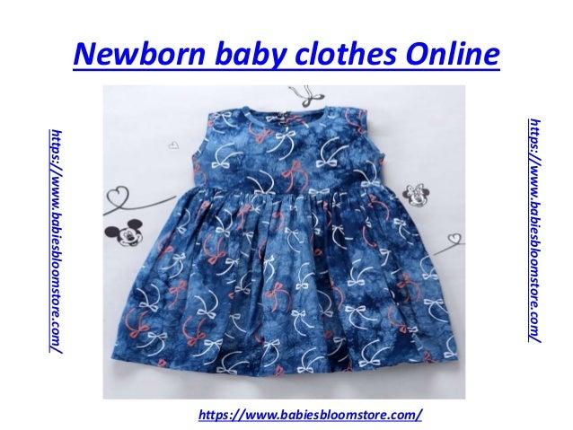7eb73f6639 ... 3. Newborn baby clothes Online ...