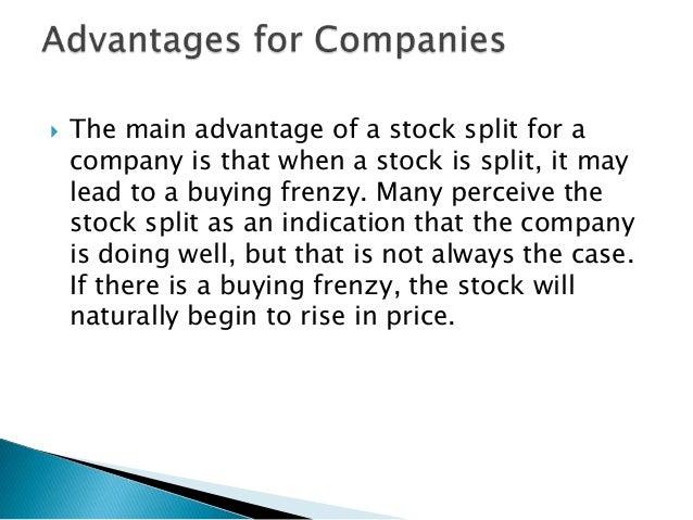Buyback and share spilt