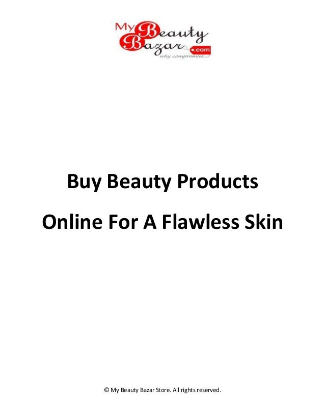 © My Beauty Bazar Store. All rights reserved. Buy Beauty Products Online For A Flawless Skin