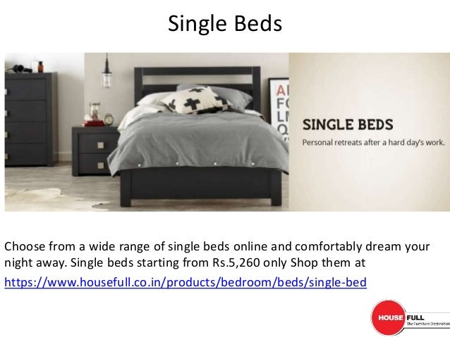 Bedroom Set Housefull