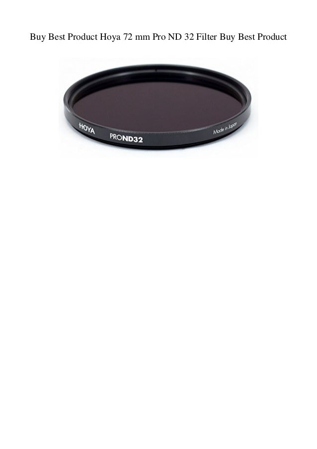 Hoya 77 mm Pro ND 200 Filter