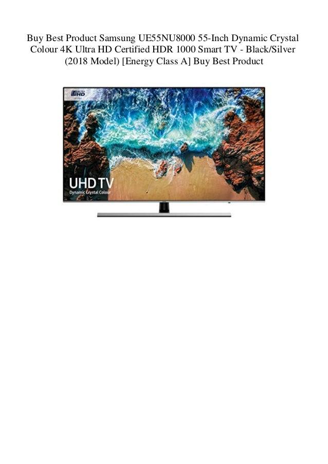 Buy Best Product Samsung UE55NU8000 55-Inch Dynamic Crystal