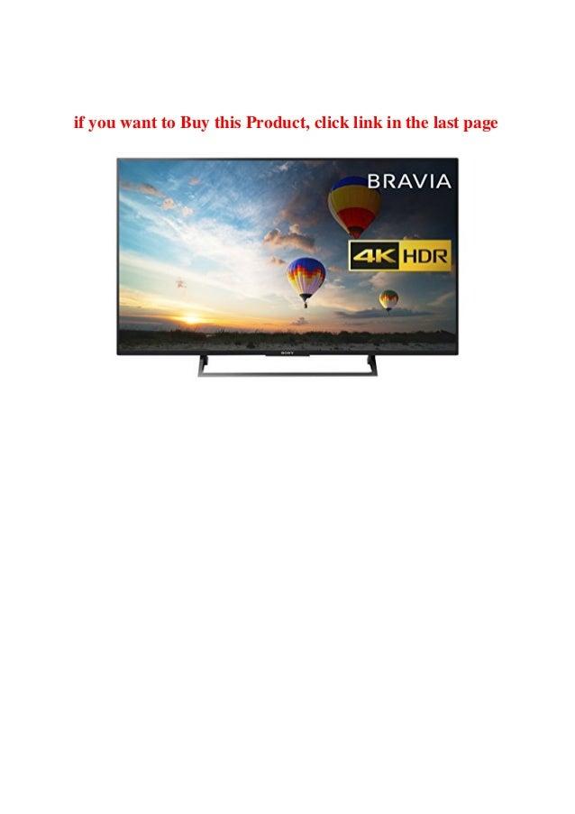 Buy Best Product Sony BRAVIA KD49XE8004 49 Inch Smart TV