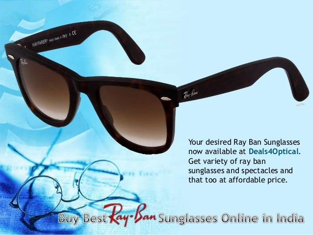 best deals on ray ban sunglasses  Buy Best Ray Ban Sunglasses Online in India