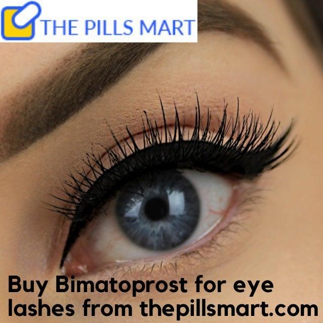 Buy bimatoprost for eye lashes from thepillsmart.com - 웹