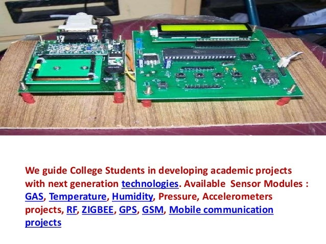 Buy b tech final year engineering projects online
