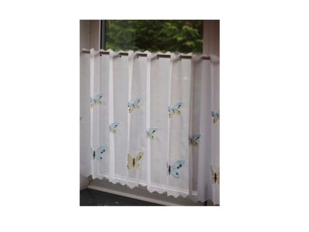 Buy Cafe Net Curtains - www.cosylinens.co.uk
