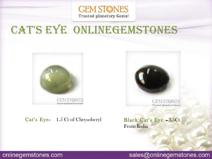 Best Quality Cat S Eye Stone