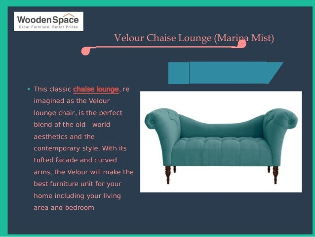 Buy Chaise Lounge Online In Uk From Wooden Space