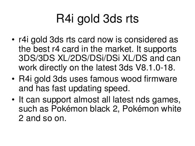 Buy cheapest r4i gold 3ds in usa
