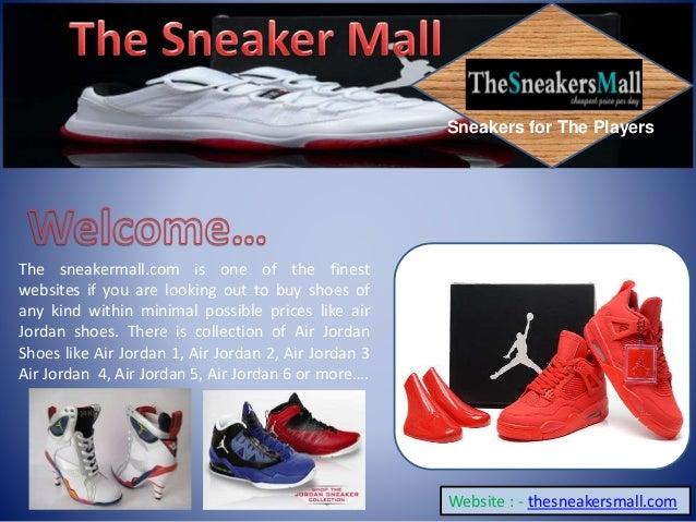Buy cheap jordan shoes by the sneaker mall