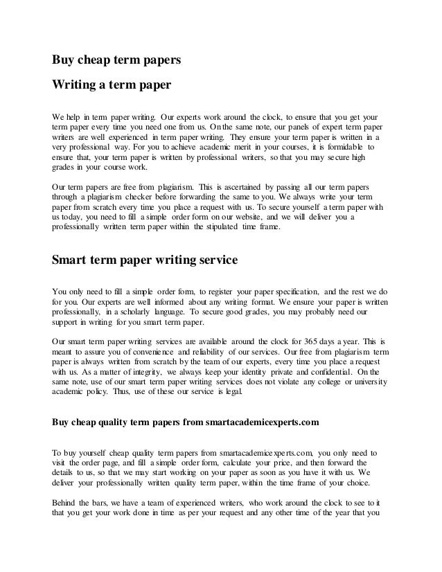 Order cheap essay