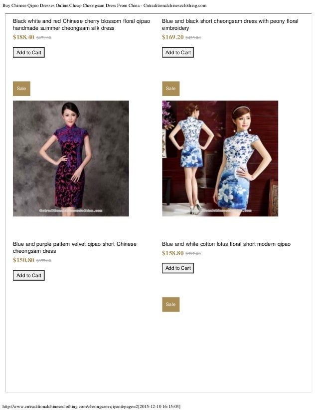 Buy clothing online from china