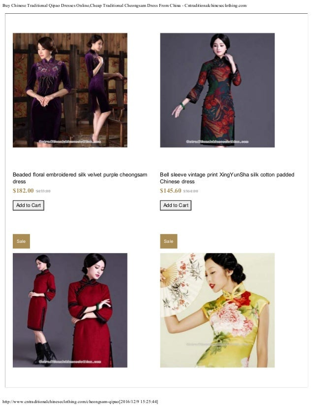 buy chinese traditional qipao dresses online cheap traditional cheong