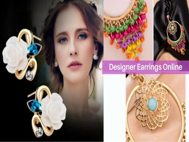 e115042a325e71 Buy Designer Earrings Online