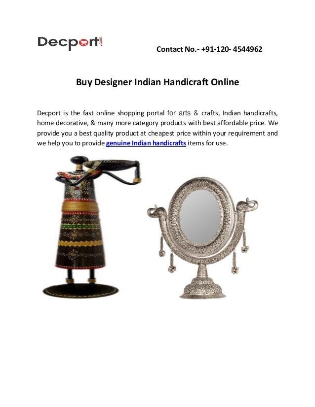 Buy Designer Indian Handicraft Online