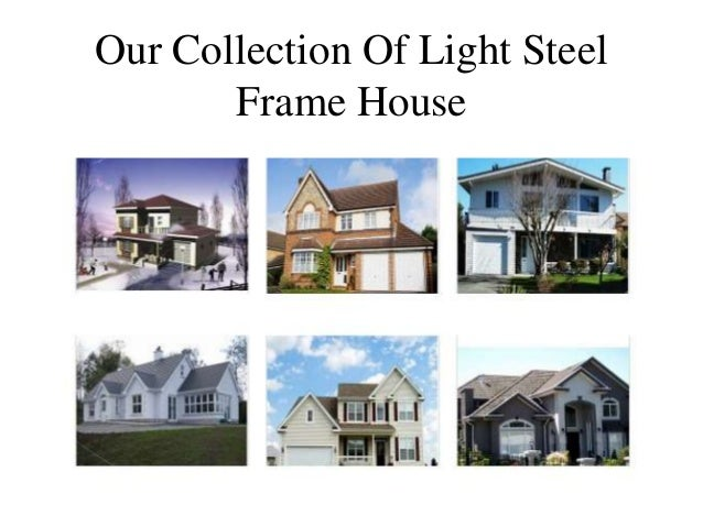 Buy Different Types of Light Steel Frame Houses from Sinobuildings