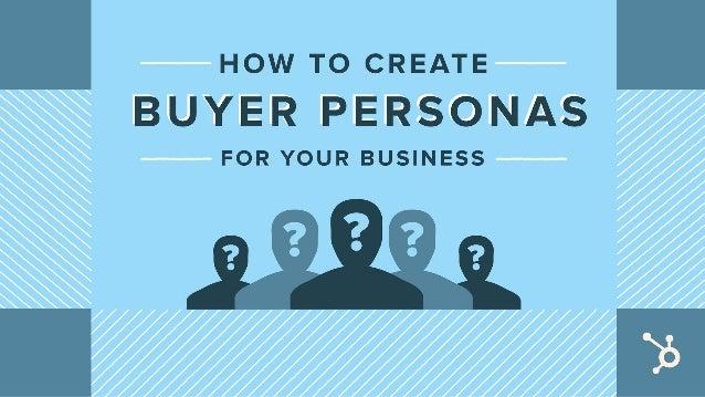 HubSpot Buyer persona-template