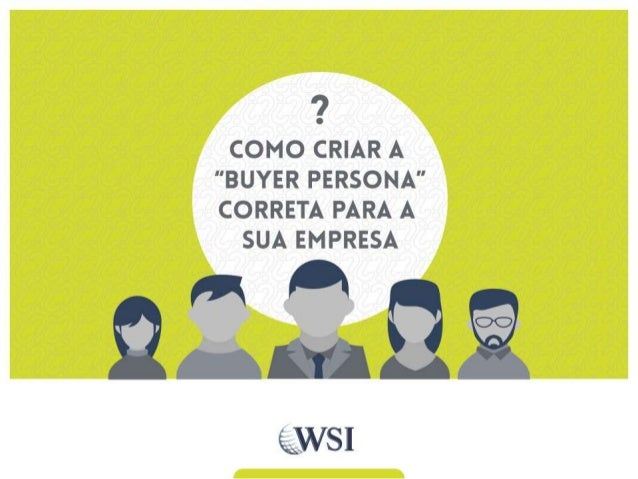 A WSI é a Agência de Marketing Digital com o maior networking de especialistas do mundo. Estamos presentes em mais de 80 p...