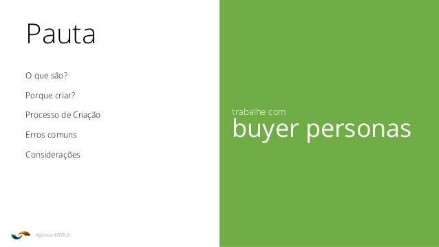 Buyer Personas Slide 2