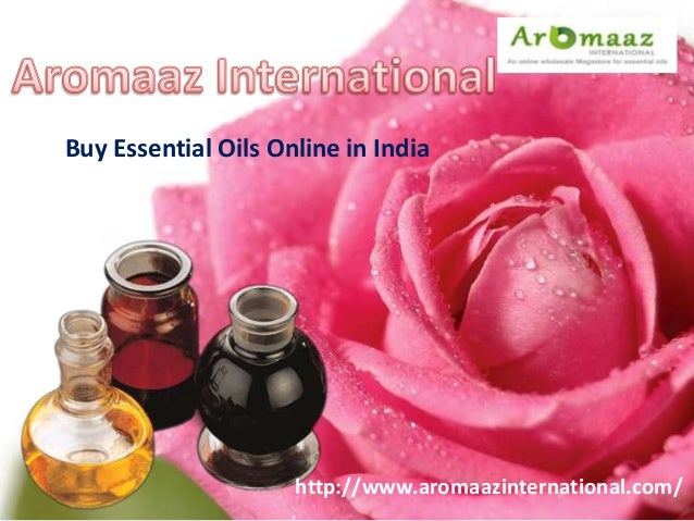 Essential oils online shopping india