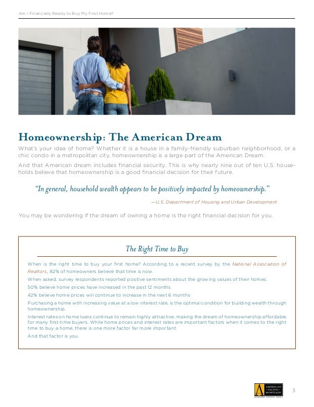 Financially Preparing To Buy Your 1st Home