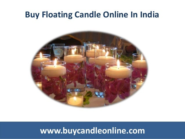Buy Floating Candles Online In India
