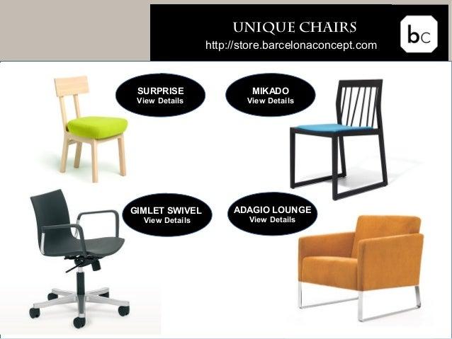 Shop Office Furniture Online Barcelona Concept Store
