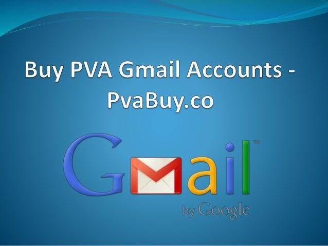 Buy Verified Gmail Accounts in Bulk – PvaBuy Co