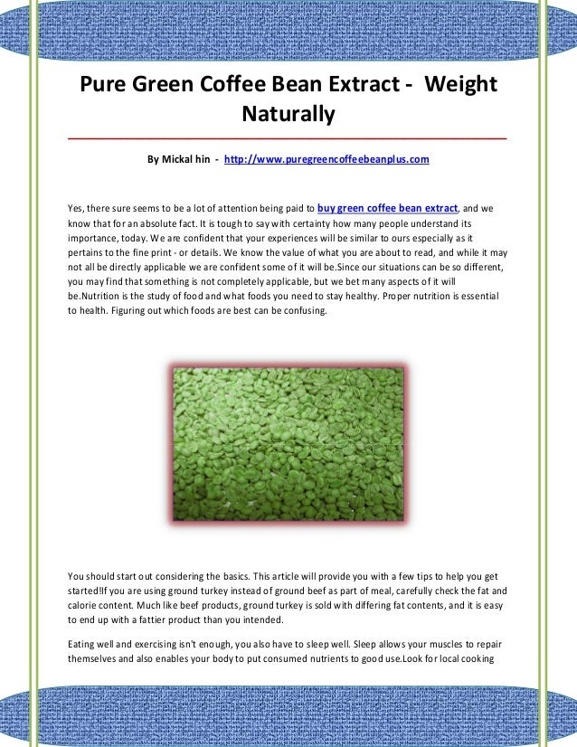 Using the magic bullet to lose weight