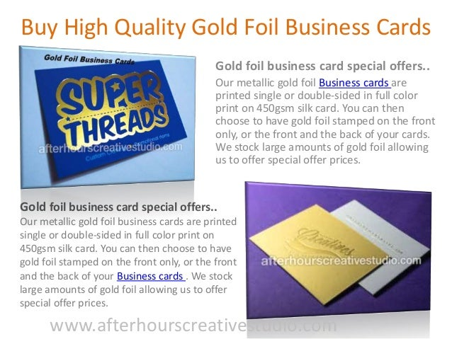 buy high quality gold foil business cards gold foil business card special offers - Buy Business Cards