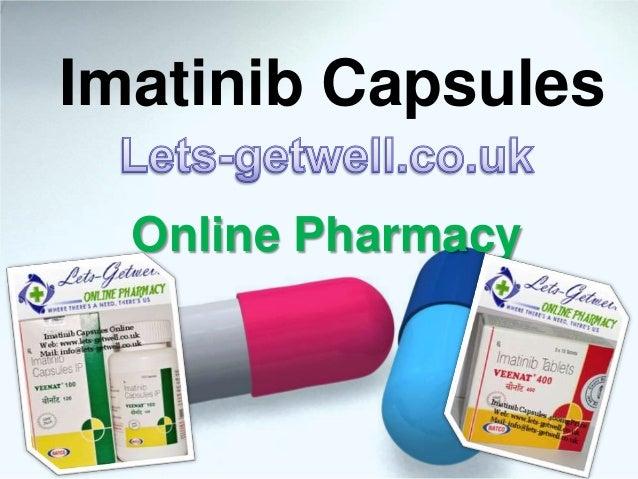 Imatinib Capsules Online Pharmacy