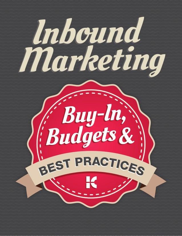 Inbound Marketing Inbound Marketing