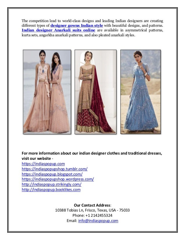 Buy Indian Fashion Designer Clothes And Traditional Dresses In Usa