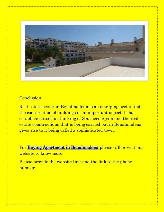Buying apartment benalmadena - Buying an apartment ...