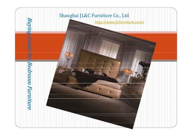 Shanghai JL&C Furniture Co., Ltd http://www jlcfurniture com/http://www.jlcfurniture.com/
