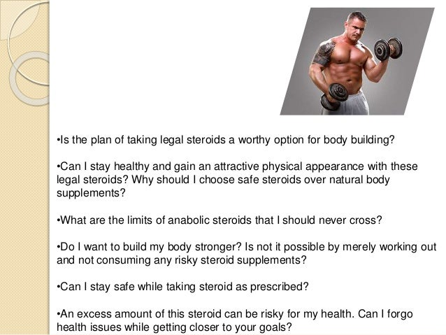 reasons why steroids should be legal