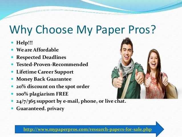 Affordable term papers