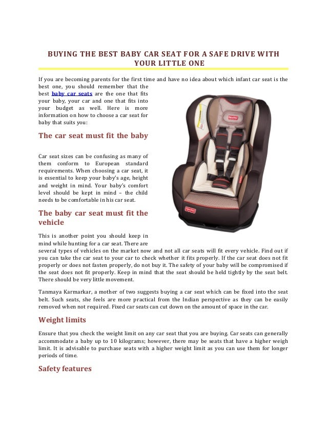 https://image.slidesharecdn.com/buyingthebestbabycarseatforasafedrivewithyourlittleone-150210045536-conversion-gate02/95/buying-the-best-baby-car-seat-for-a-safe-drive-with-your-little-one-1-638.jpg?cb=1423544249