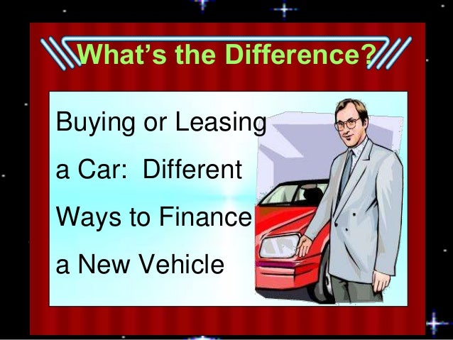 Can Buying A Car Improve Credit
