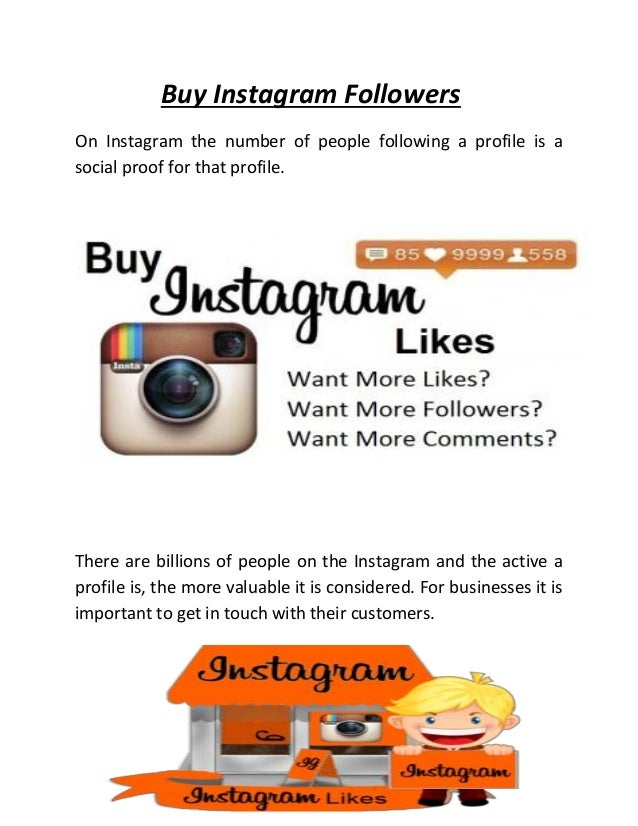 social proof instagram likes