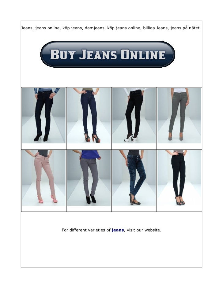 köp jeans online