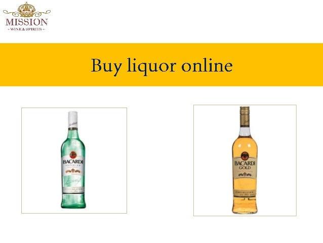 af77515e35e Buy Liquor Online from - Mission Liquor