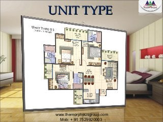 Buy Low Cost 3 Bhk Flats In Greater Noida Extension At Morpheus Prati